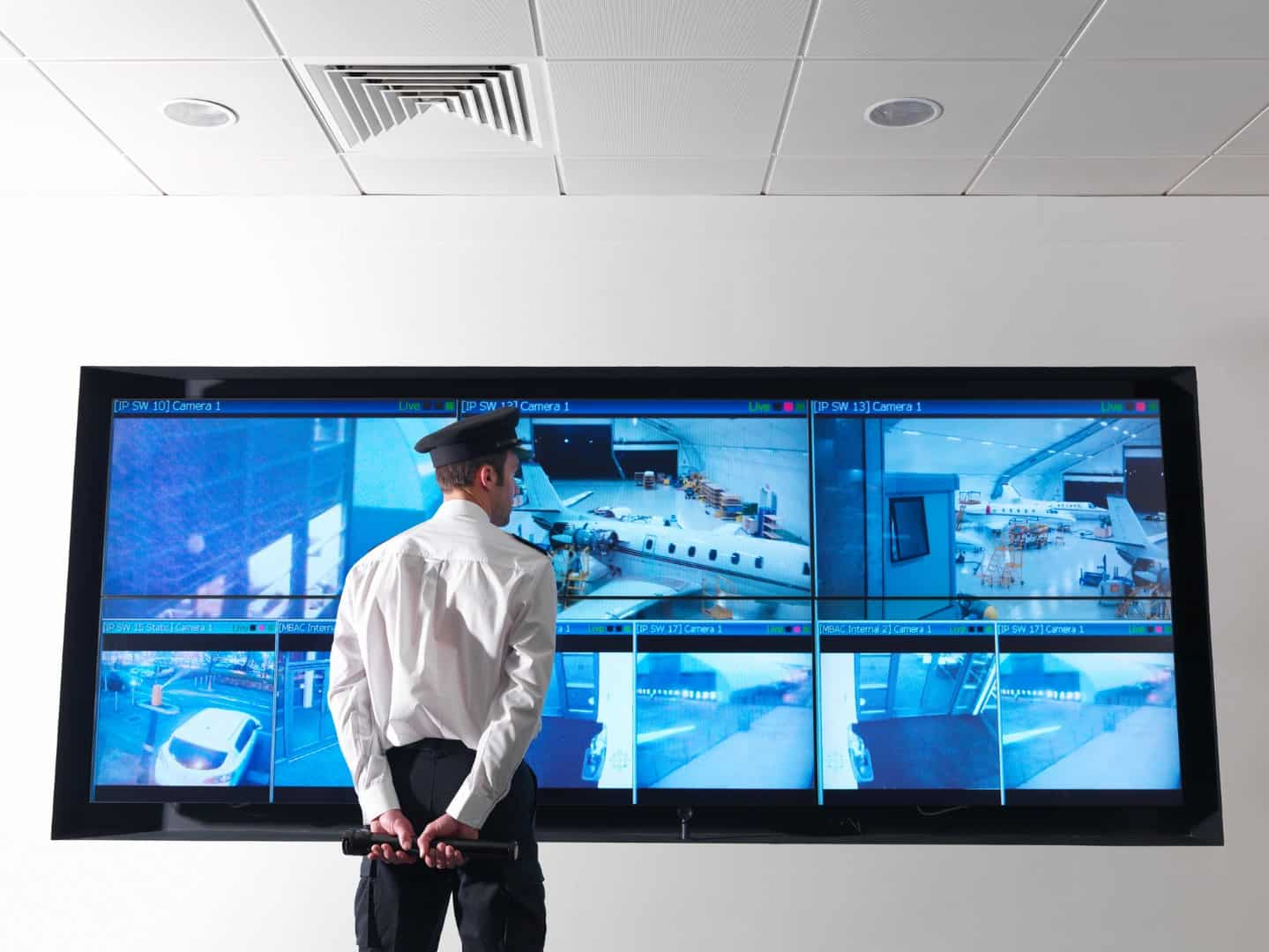 The Importance of Manned Security in a Digital Age